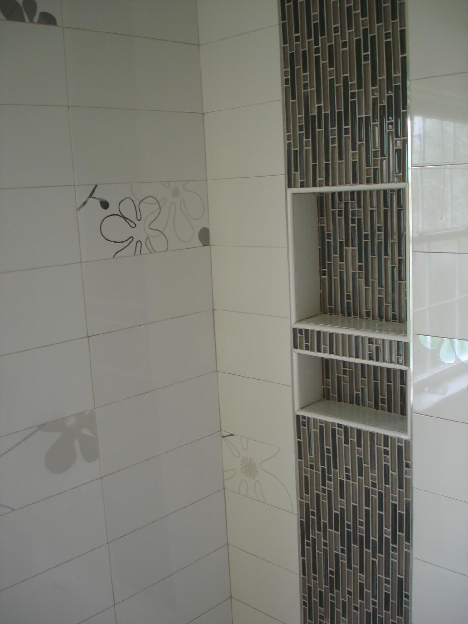 Bath wall new jersey custom tile - Picture wall tiles bathroom ...