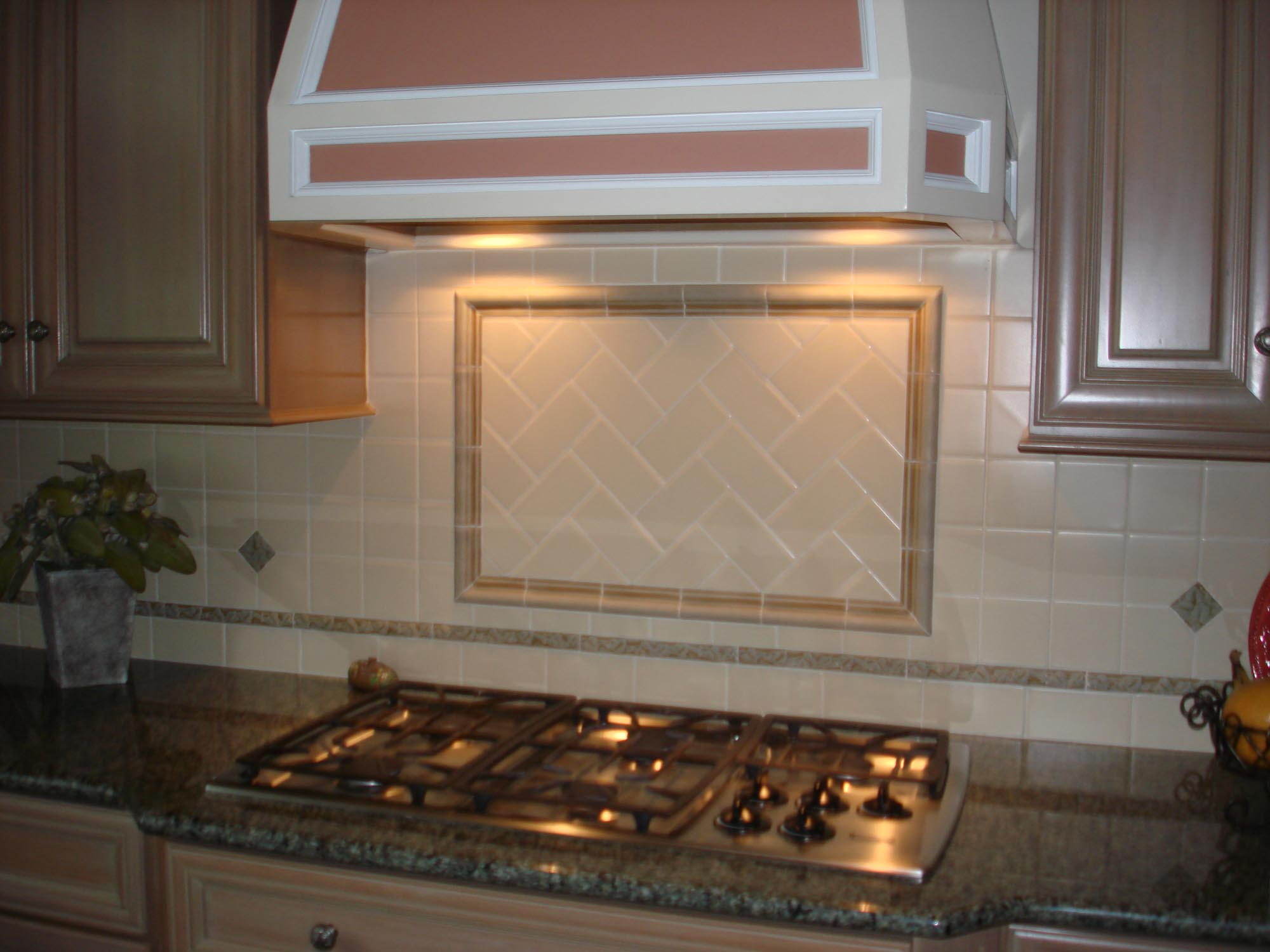 handmade ceramic backsplash new jersey custom tile ceramic tile backsplash submited images