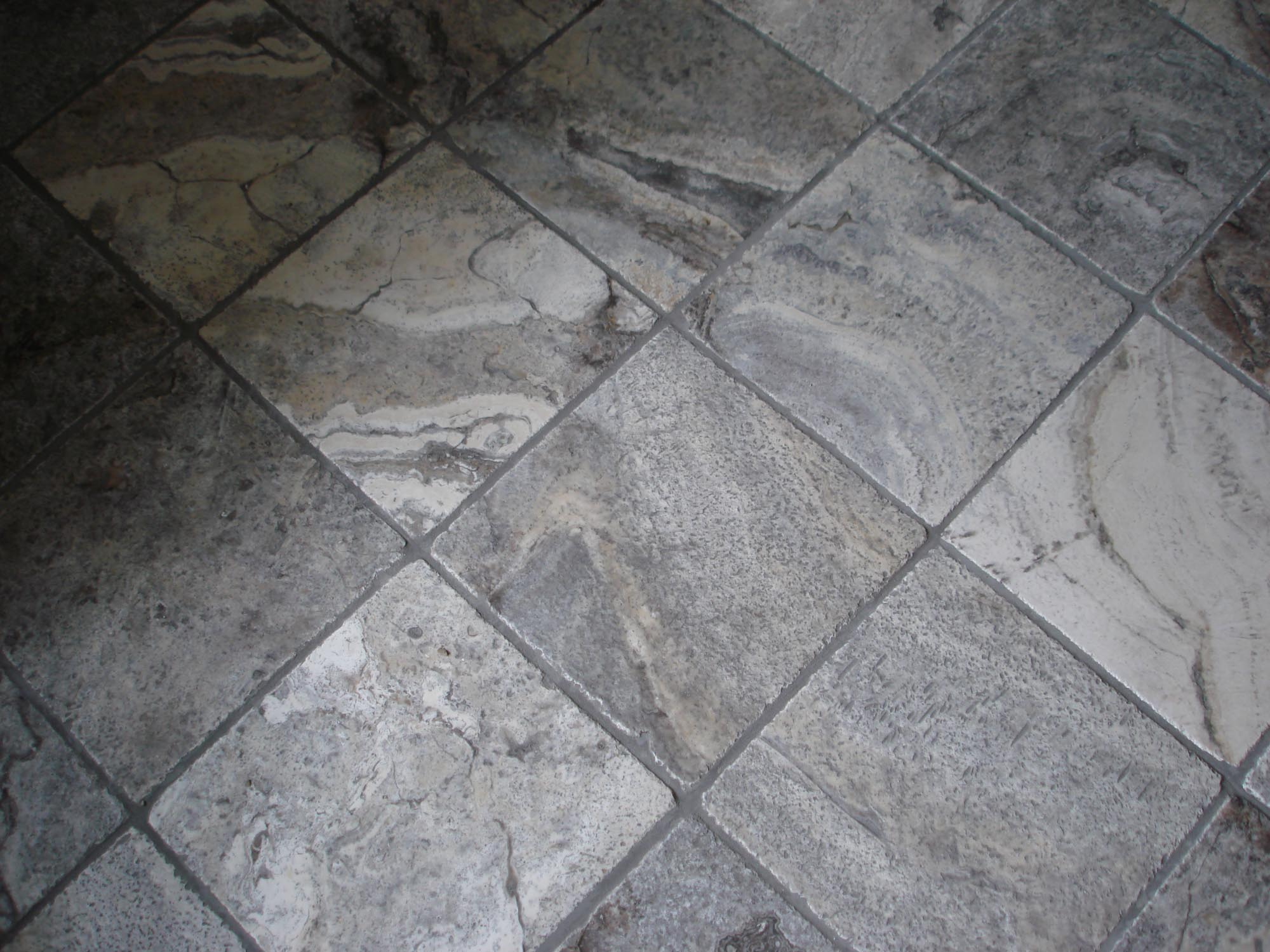 Honed Marble Floor New Jersey Custom Tile