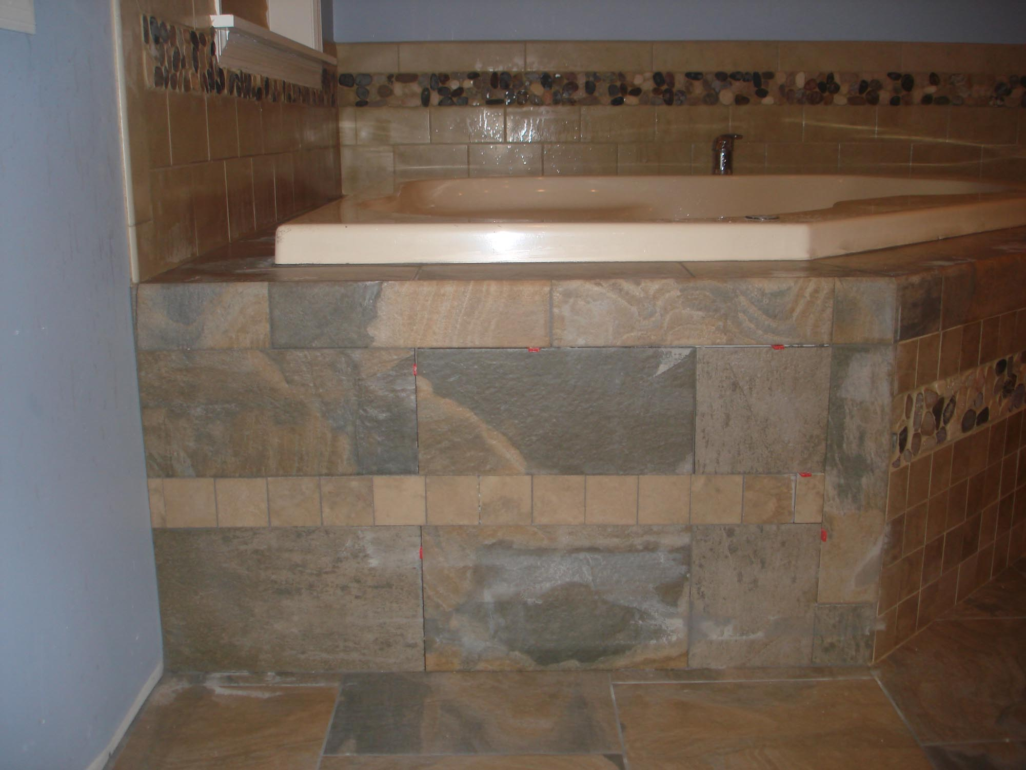 Jacuzzi Tub Tile Access Panel New Jersey Custom Tile