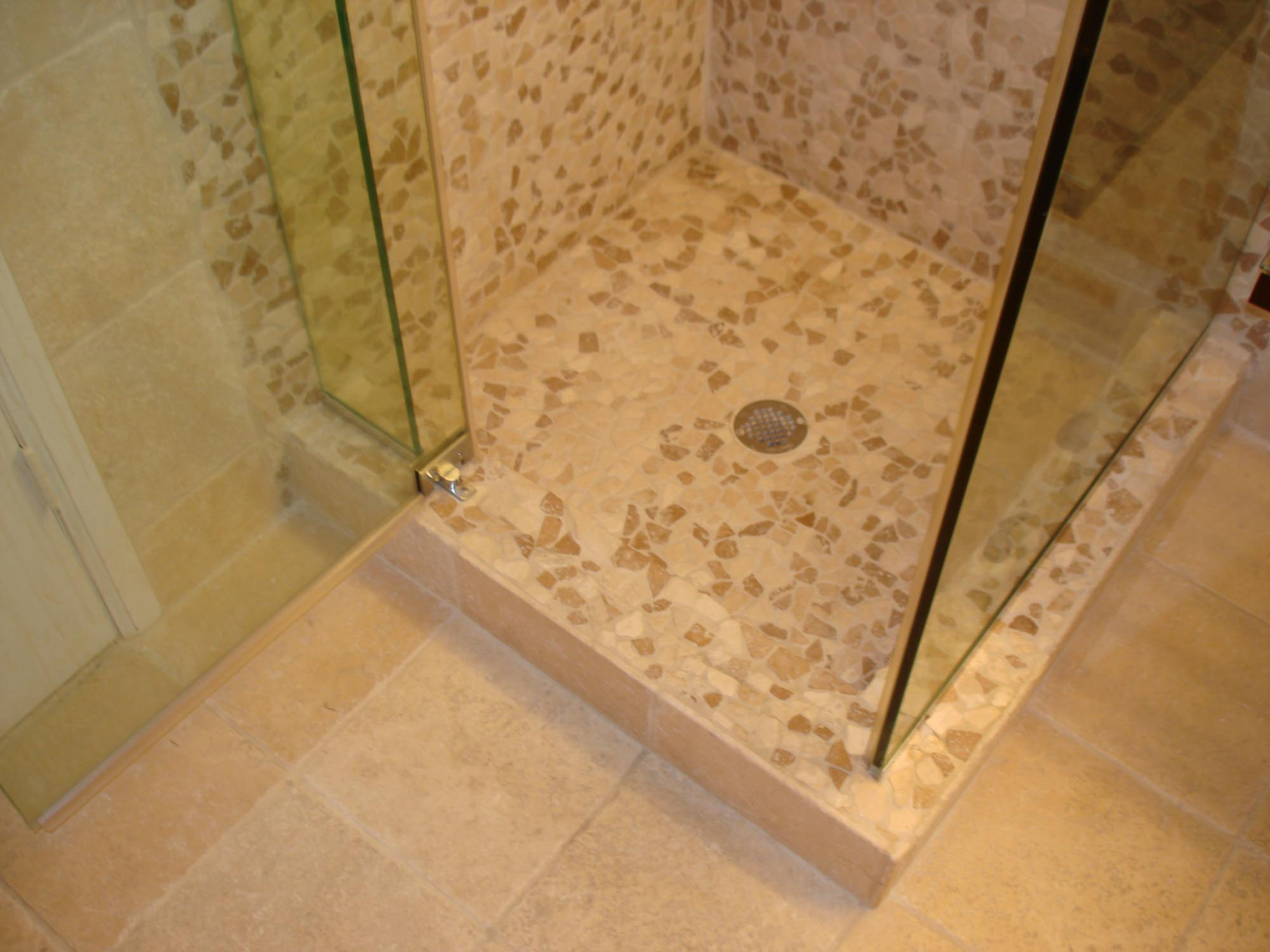 Shower Base New Jersey Custom Tile