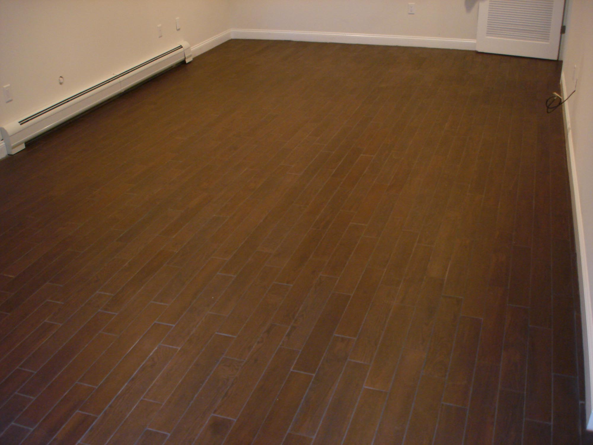 Wood porcelain tile floor new jersey custom tile dailygadgetfo Gallery