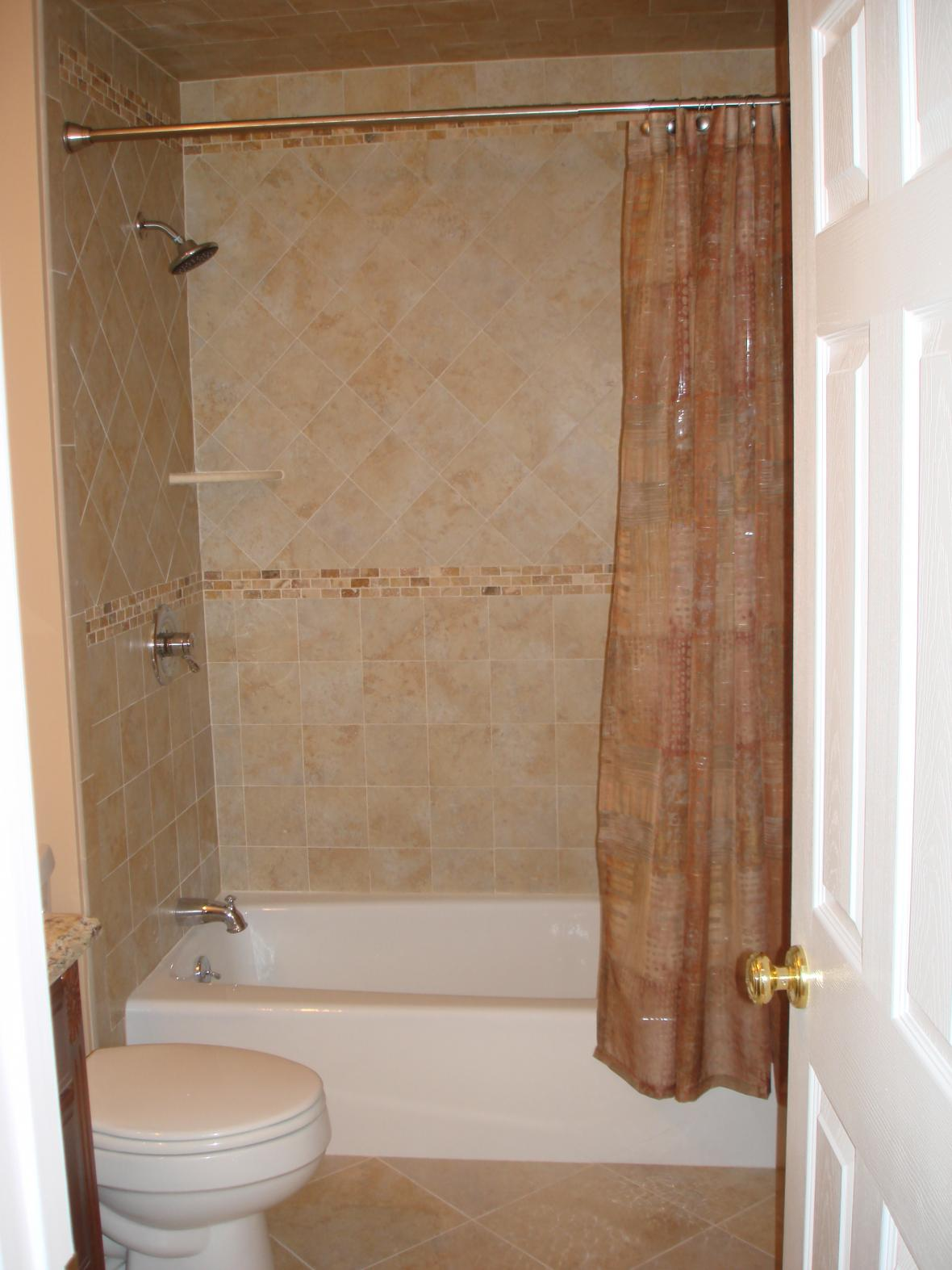 Bathroom Showers New Jersey Custom Tile