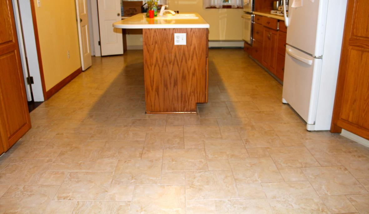 Of Tile Floors In Kitchens Kitchen Floors New Jersey Custom Tile