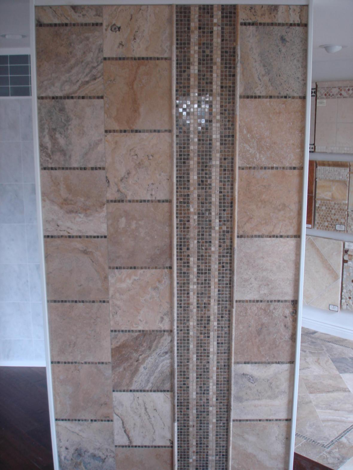 Contemporary tile display