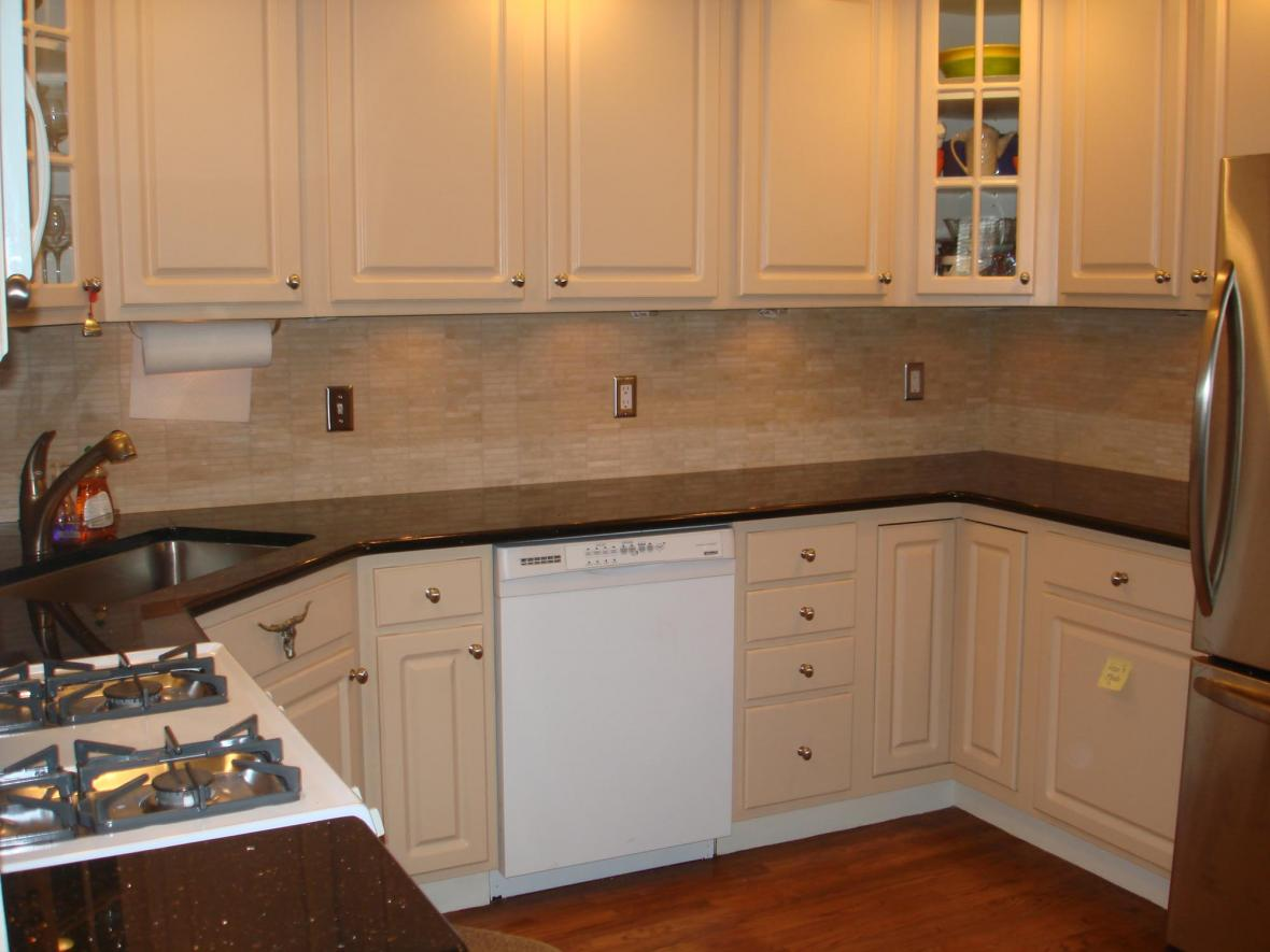 Kitchen backsplash page 3 new jersey custom tile - Custom kitchen backsplash tiles ...
