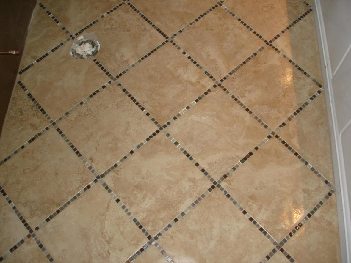 Interesting Bathroom Tile Floor Patterns The Top 14 Trends For . Images