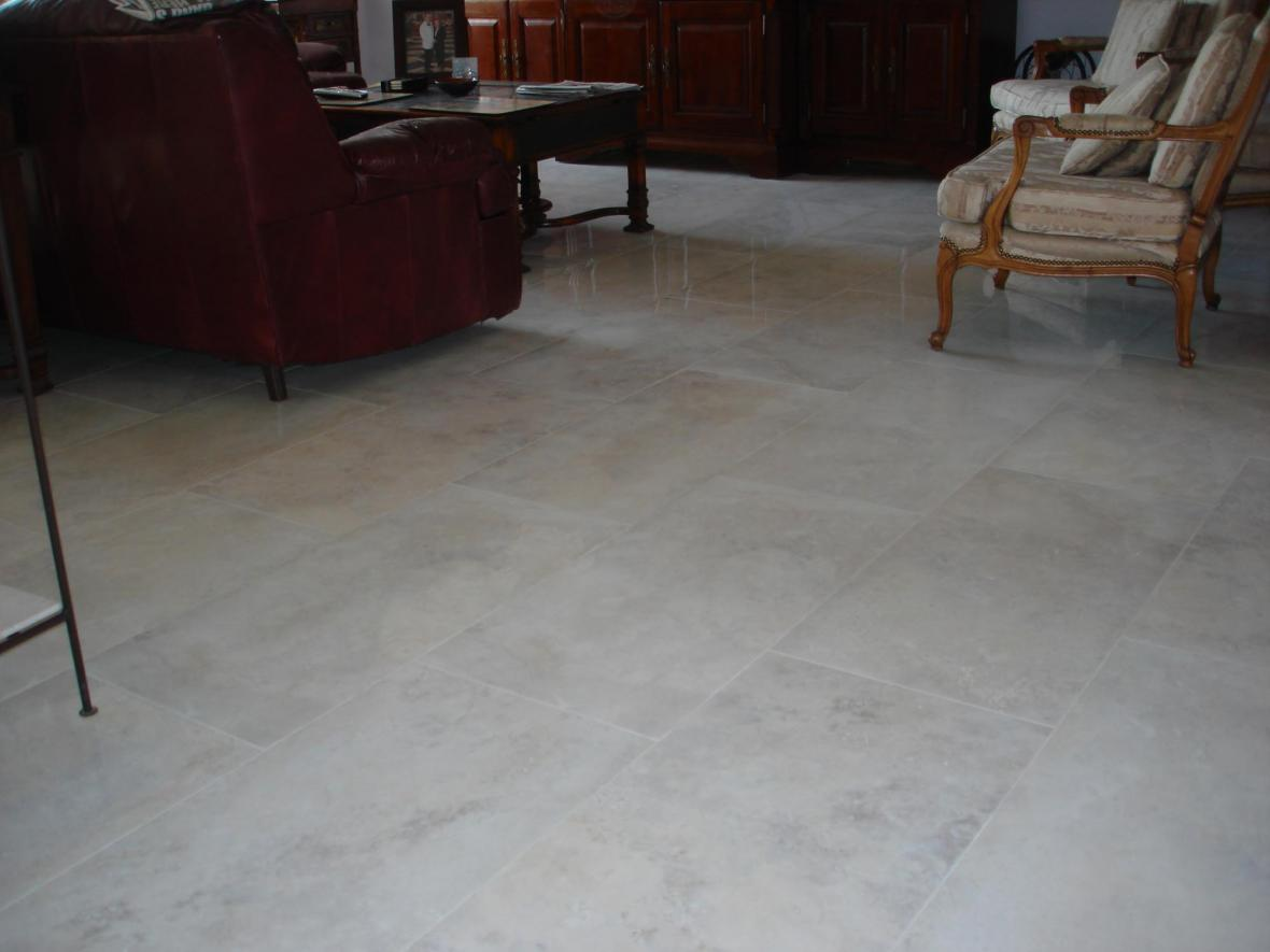 Porcelain tile floor in living room new jersey custom tile porcelain tile floor in living room dailygadgetfo Image collections