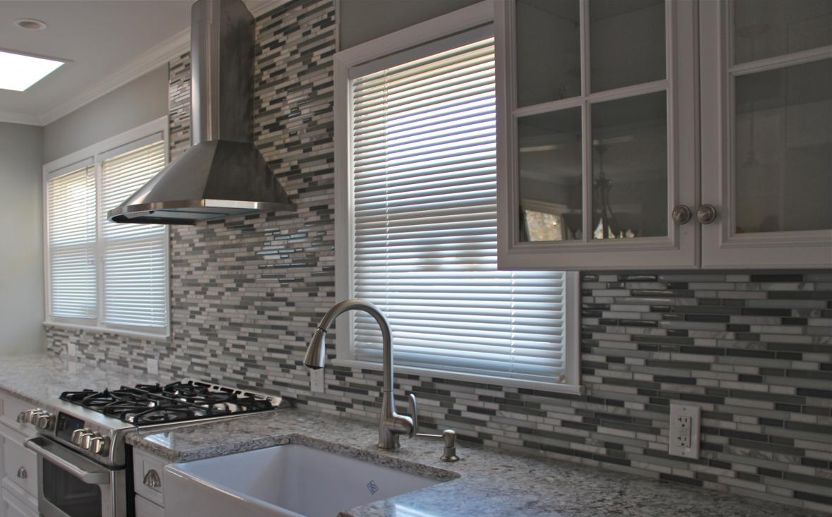 Mosaic Tile Kitchen Backsplash Kitchen Backsplash New Jersey Custom Tile