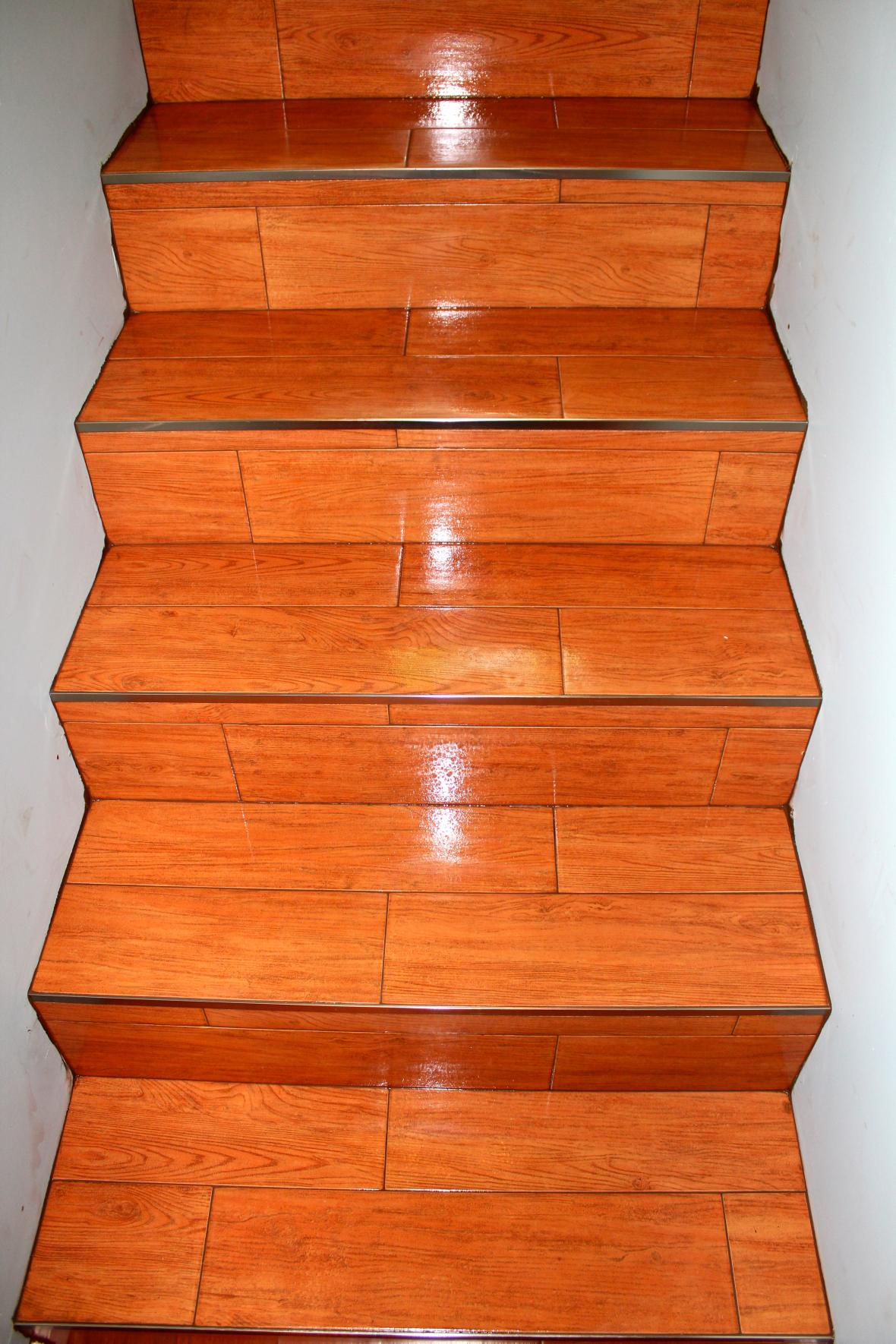 Tile Stairs New Jersey Custom Tile
