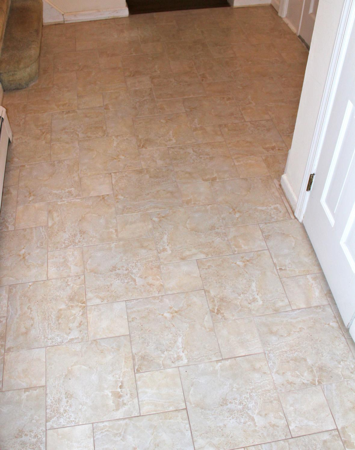 Foyer Flooring Nj : Pinwheel foyer tile floor new jersey custom